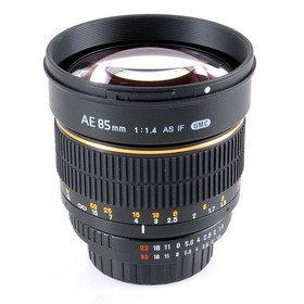 Samyang 85mm f/1.4 AS IF UMC АЕ (Chip) для Nikon